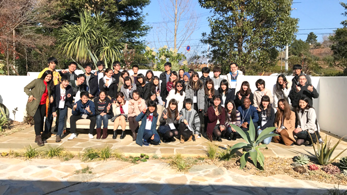 The 22rd Kobe University International Student Exchange Symposium